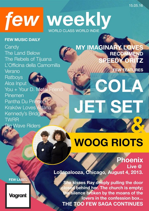 Few Music - Magazine - Interview with Woog Riots